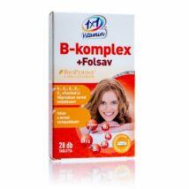 1x1 B-KOMPLEX + FOLSAV 28 DB BIOPERINNEL