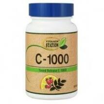 VITAMIN STATION C-1000 TABLETTA 60 DB