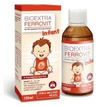 BIOEXTRA FERROVIT INFANT SZIRUP 120ML
