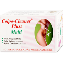 COLPO-CLEANER PLUSZ MULTI INTÍM ZUHANY+TABLETTA