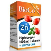 BIOCO CSIPKE C-VITAMIN + SZERVES CINK