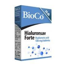 BIOCO HIALURONSAV FORTE TABLETTA