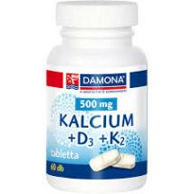 DAMONA KALCIUM+D3+K2 TABLETTA
