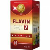 FLAVIN 7 PRÉMIUM GYÜMÖLCSLÉ 500 ML