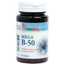 VITAKING MEGA B-50 TABLETTA