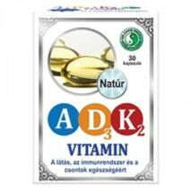 DR. CHEN A-D3-K2 VITAMIN KAPSZULA