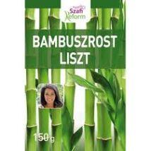 SZAFI FITT BAMBUSZROST LISZT 150 G