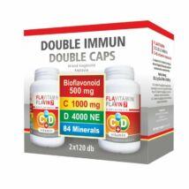 FLAVITAMIN DOUBLE VITAMIN C+D 2X120DB
