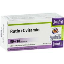JUTAVIT RUTIN + C-VITAMIN TABLETTA
