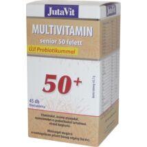 JUTAVIT MULTIVITAMIN SENIOR 50+ TABLETTA