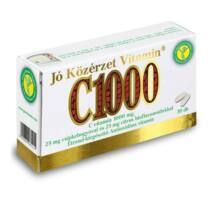JÓ KÖZÉRZET C-VITAMIN 1000 MG