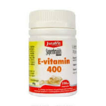 JUTAVIT E-VITAMIN 400 KAPSZULA