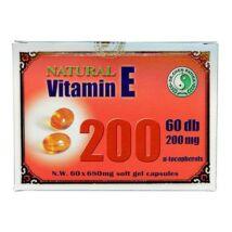 DR. CHEN NATURAL VITAMIN E 200