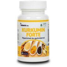 NETAMIN KURKUMIN FORTE KAPSZULA 60 DB