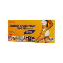 LIQUID CARNITINE AMPULLA 10X10 ML