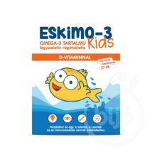 ESKIMO-3 KIDS OMEGA-3 TARTALMÚ RÁGÓTABLETTA