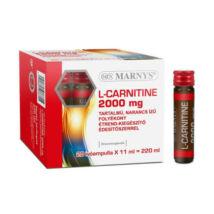 MARNYS L-CARNITINE 2000 NARANCS 220 ML