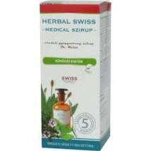 HERBAL SWISS MEDICAL SZIRUP 150 ML