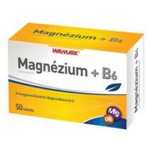 WALMARK MAGNÉZIUM + B6 TABLETTA 50 DB