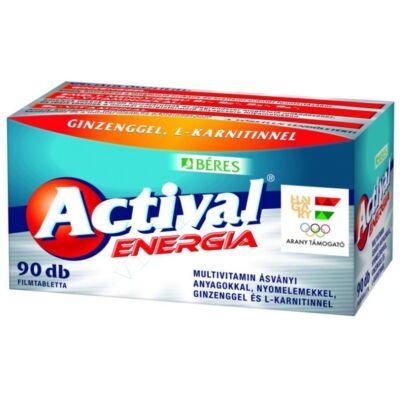 BÉRES ACTIVAL ENERGIA TABLETTA 90 DB