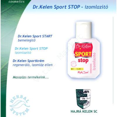 DR. KELEN SPORT STOP IZOMLAZÍTÓ GÉL
