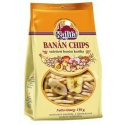 KALIFA BANÁN CHIPS 150 G