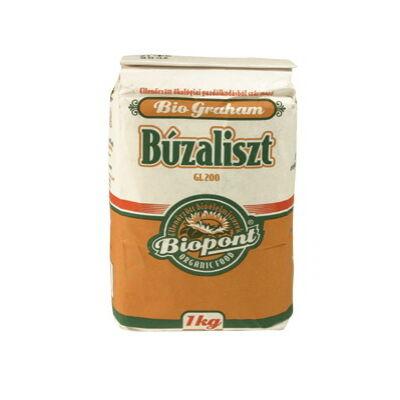 BIOPONT BIO GRAHAM BÚZALISZT GL-200