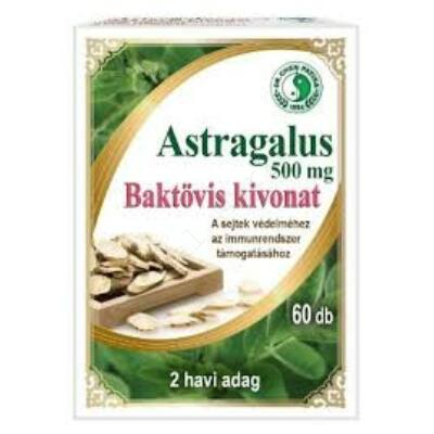 DR. CHEN ASTRAGALUS BAKTÖVIS KAPSZULA