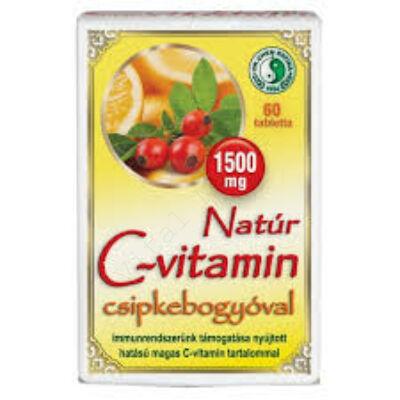 DR. CHEN C-VITAMIN CSIPKEBOGYÓVAL 60 DB