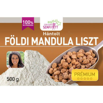 SZAFI FITT FÖLDI MANDULA LISZT 500 G