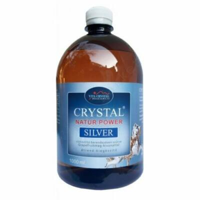 CRYSTAL SILVER NATUR POWER