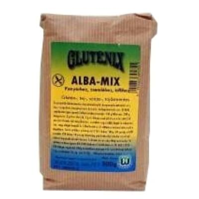 GLUTENIX ALBA-MIX LISZT