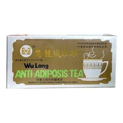 DR. CHEN WU LONG TEA PAPIRDOBOZOS /ÚJ/