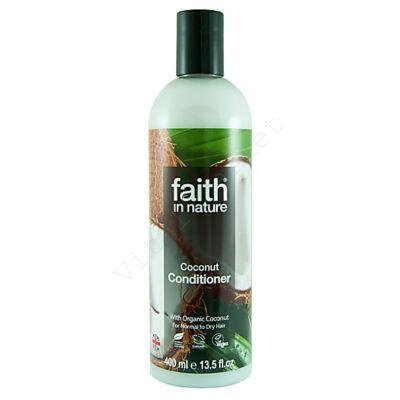 FAITH IN NATURE BALZSAM KÓKUSZ 400 ML