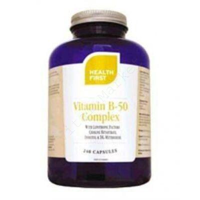 HEALTH FIRST B-50 VITAMIN KOMPLEX