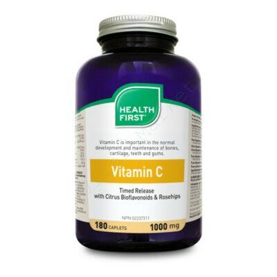 HEALTH FIRST VITAMIN C-TABLETTA 180 DB