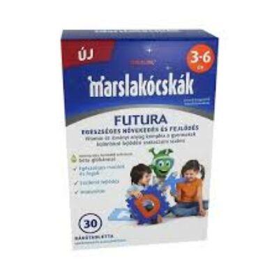 MARSLAKÓCSKÁK FUTURA RÁGÓTABLETTA 30 DB