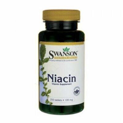 SWANSON NIACIN B3 VITAMIN